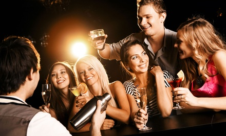 Casual Downtown Bar and Club Crawl for One, Two, or Four from Vegas Night Crawl (Up to68% Off