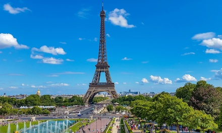 ✈ 6-Day Vacation in Paris with Airfare from Go Today. Price per Person Based on Double Occupancy (Buy 1 Groupon/Person).