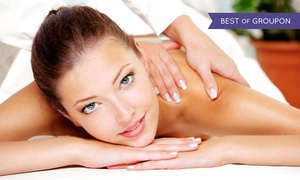 The Spa at Hilton Woodcliff Lake: One or Two Swedish Massages with Aromatherapy at The Spa at Hilton Woodcliff Lake (Up to 55% Off)