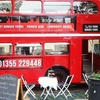 Vintage Bus Tour, Food and Drink
