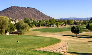 The Legend at Arrowhead: 18-Hole Round of Golf for One, Two, or Four with Cart and Range Balls at The Legend at Arrowhead (Up to 54% Off)