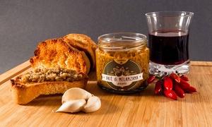 LUXURY SICILY FOOD: Box siciliano, dolce e piccante, anche con specialità al pistacchio da Luxury Sicily Food (sconto fino a 55%)