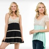Up to 56% Off Peasant Dresses and Lace Tops