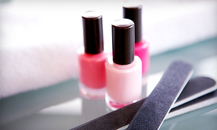 Wink & Snap - Central Park: One or Two Gel Polish, Shellac, or Minx Manicures or Pedicures at Wink & Snap (Up to 56% Off)