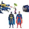 DC Comics Action Figures and Vehicle Sets