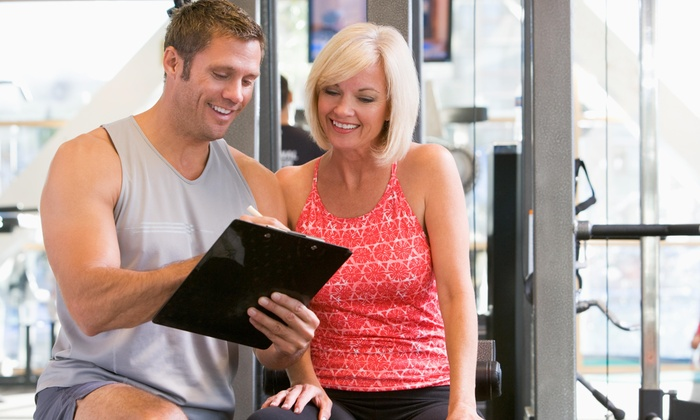 Anytime Fitness - Frenchtown: Eight-Week Diet and Exercise Program at Anytime Fitness (65% Off)