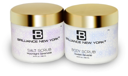 Brilliance New York Body Scrubs