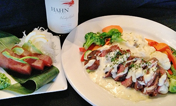 95a Bistro & Sushi - Lafayette: Bistro, Sushi, and International Food for Dinner, Lunch, or Sunday Brunch at 95a Bistro & Sushi (Half Off)