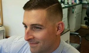 Stoneridge Barbershop: Up to 61% Off One or Three Men's Haircuts at Stoneridge Barbershop