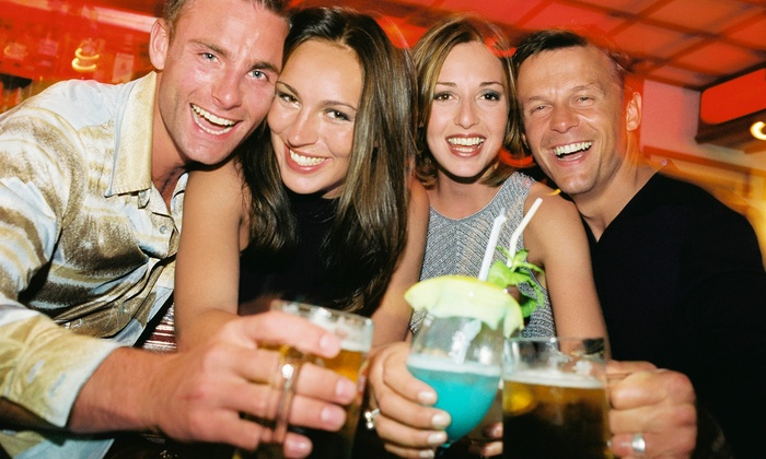 Carolina Night Life - Rooftop 210: The Bunny Hop Bar Crawl for One, Two, or Four from Carolina Night Life on Friday, April 18 (50% Off)