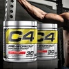 Cellucor C4 Fruit Punch Pre-Workout Dietary Supplement (2-Pack)