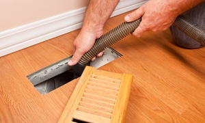 Quebec Air Plus: C$79 for a Professional Air-Duct Cleaning by Québecair-Plus (C$219 Value)
