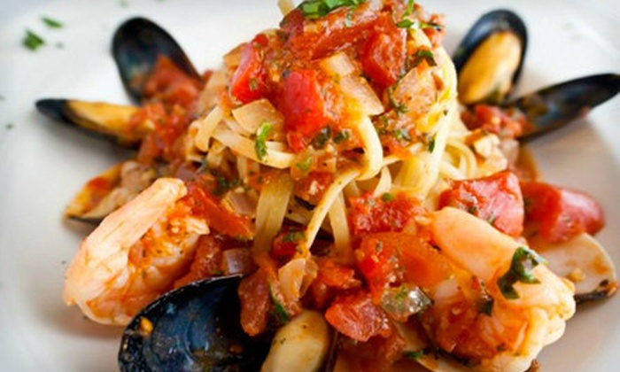Il Corso Trattoria - Coral Gables Section: Italian Dinner for Two or Four at Il Corso Trattoria (Up to 57% Off)