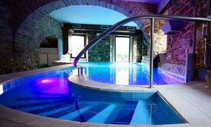 Spa Terme Santa Agnese: Spa Terme Santa Agnese - Percorso di coppia in day Spa con scrub e massaggio termale romano (sconto fino a 55%)
