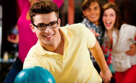 Two Games of Bowling and Shoe Rentals for Two, Four, or Six at Oak Ridge Bowling Center (Up to 52% Off)