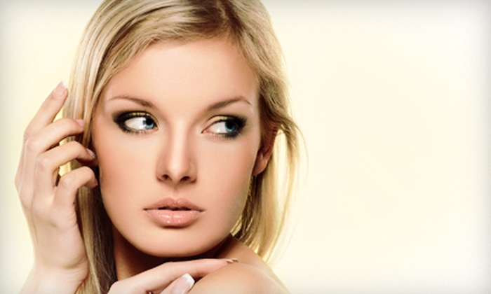 Aesthetic Accent - Southeast Meridian: $45 for Pumpkin Peel or Sugarcane Peel from Shauna Smith at Aesthetic Accent ($95 Value)