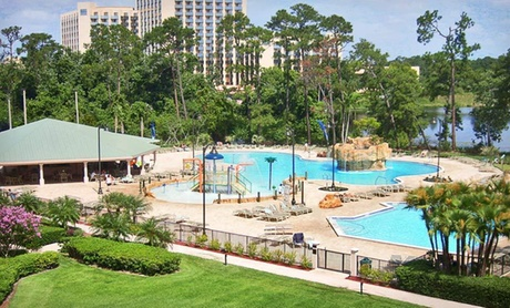 Wyndham Resort near Orlando Theme Parks