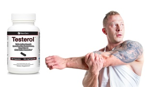 Testerol Testosterone Booster and Nitric Oxide Enhancer
