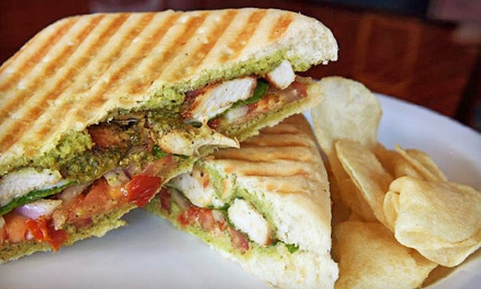 Panini - Benedict Canyon,Crescent,WeHo: $5 Toward Sandwiches, Pizzas, and Pastas