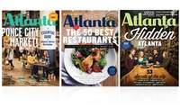 One- or Two-Year Subscription to Atlanta Magazine (Up to 57% Off)