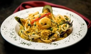 Ceviche Arigato Restaurant: Peruvian and Japanese Dinner for Two or Four at Ceviche Arigato Restaurant (Up to 42% Off)
