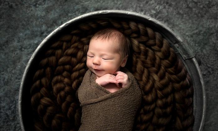Chrystal and Lucas Photography - Farmington: 86% Off Newborn Photoshoot at Chrystal and Lucas Photography
