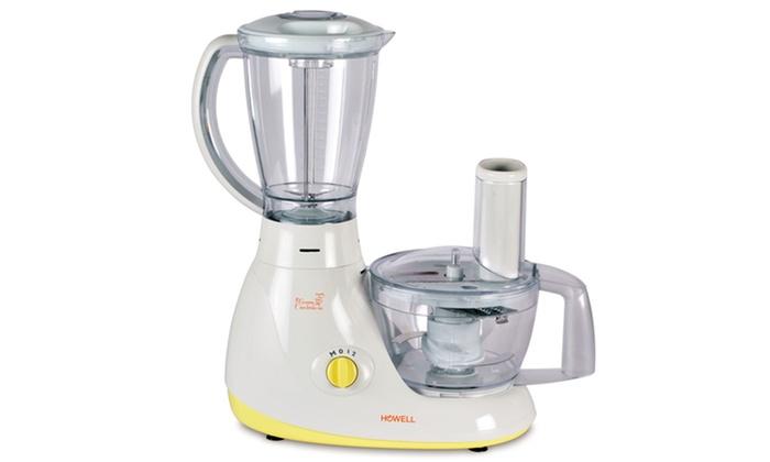 Robot da cucina multifunzione groupon goods for Robot da cucina multifunzione