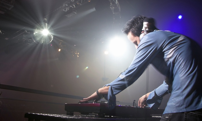 Rue 3 Entertainment - Dallas: Three- or Five-Hour Standard DJ-Rental Package from Rue 3 Entertainment (Up to 67% Off)