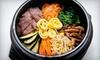 Kenko Korean Cuisine and Sushi - Weston Estates: Korean Bibimbap Dinner for Two or Four, or $10 for $20 Worth of JapaneseFood at Kenko Korean Cuisine and Sushi
