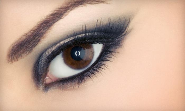 Lisa Wilson | A Makeup Studio - Northeast Neighbors: $199 for Permanent Eyeliner for Upper and Lower Lids or Permanent Eyebrows at Lisa Wilson | A Makeup Studio ($399 Value)