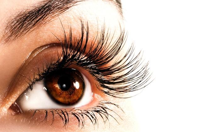 Footopia & Nails - Houston: $79 for a Full Set of Eyelash Extensions at Footopia & Nails ($199 Value)