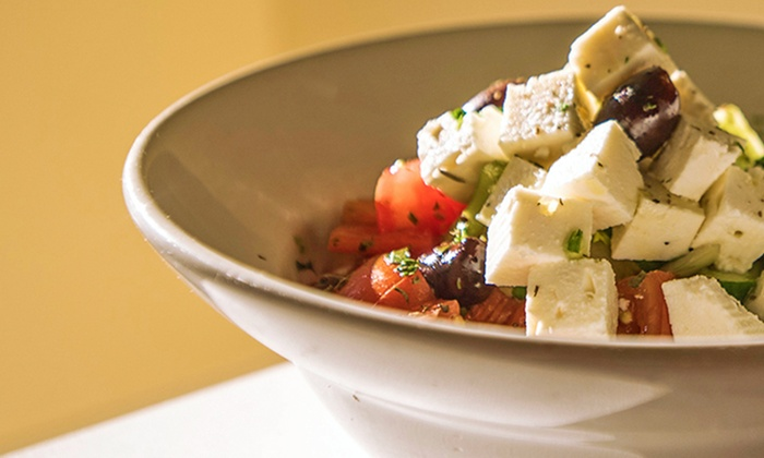 Bistro 399 - Garfield: Mediterranean Dinner Cuisine for Two or Four at Bistro 399(Up to 45% Off)