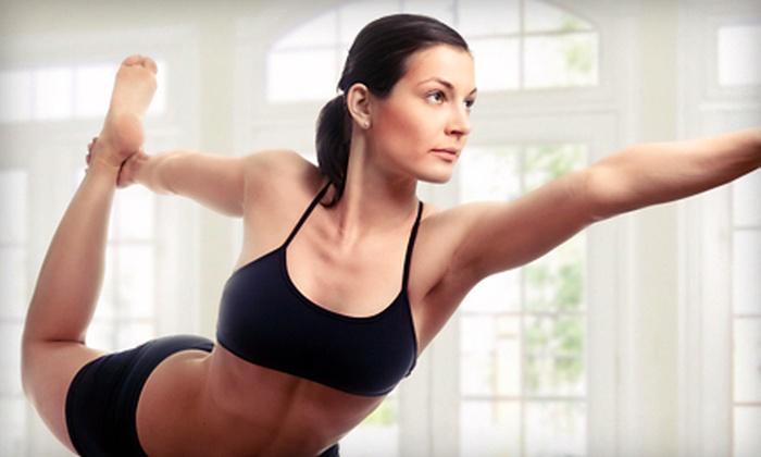 Bikram Yoga Hudson - Bikram Yoga Hudson: 5 or 10 Hot Yoga Classes or 1 Month of Unlimited Hot Yoga Classes at Bikram Yoga Hudson (Up to 59% Off)