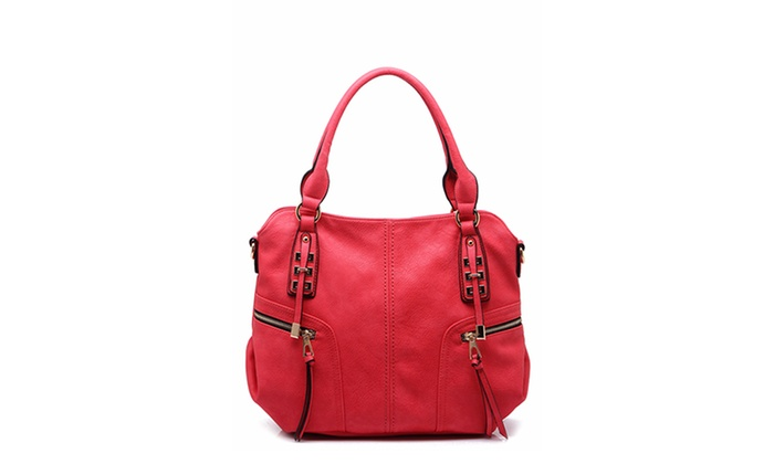 MKF Collection Edie All About Extra Pockets Handbag