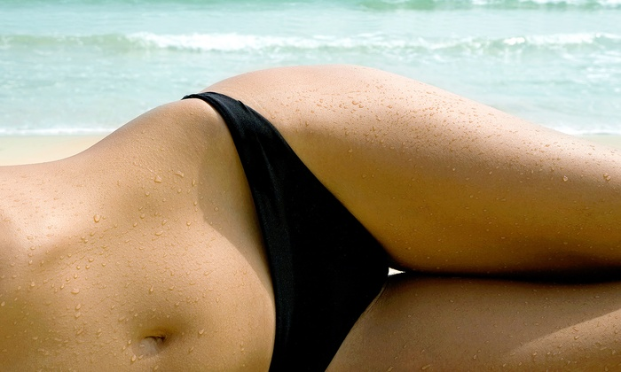 Out of the Blue Salon & Skin - Downtown Association: One or Two Brazilian Waxes at Out of the Blue Salon & Skin (Up to 52% Off)