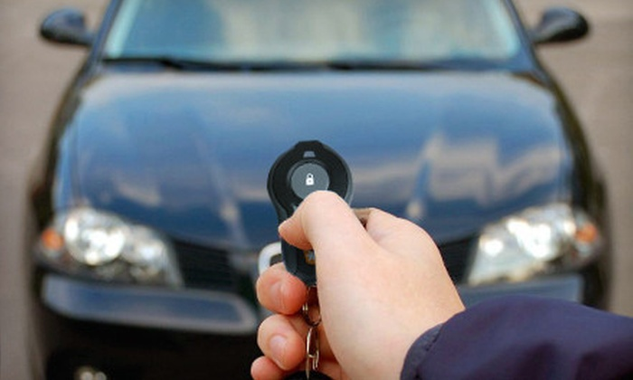 The Auto Club - North Brunswick: $99 for Avital Remote Car Starter with Installation at The Auto Club (Up to $399 Value)