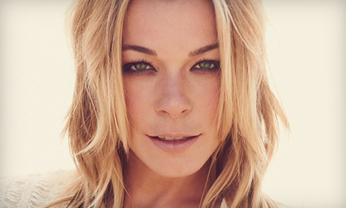 LeAnn Rimes or Brian McKnight - New Brunswick: LeAnn Rimes or Brian McKnight Concert at State Theatre in New Brunswick (Up to 51% Off). Four Options Available.