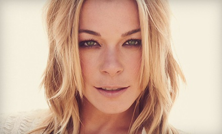 An Acoustic Evening with LeAnn Rimes at State Theatre on Fri., May 11 at 8PM: Gallery Seating - LeAnn Rimes or Brian McKnight in New Brunswick