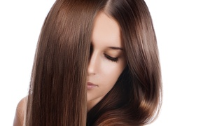 Haircut Packages With Options For Aveda Conditioning Or Gloss Hair And Facial At Artistic Salon Spa (up To 48% Off)