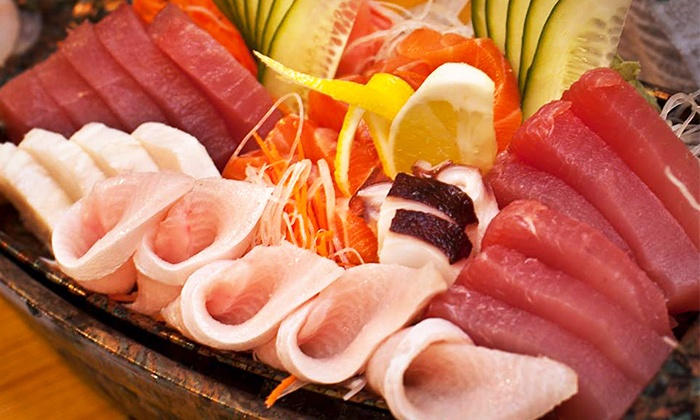 Enju Sushi - Downtown Core: $20 for $35 Worth of Cuisine for Two or More at Enju Sushi