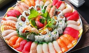 Oficina do Sushi: Oficina do Sushi – Tijuca: combinado japonês com 110 ou 220 peças para delivery ou retirada no balcão