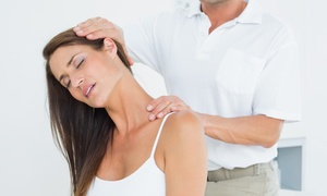 Sun Health Chiropractic: $19 for a 30-Minute Chiropractic Adjustment with Deep Tissue Massage at Sun Health Chiropractic (Up to $80 Value)