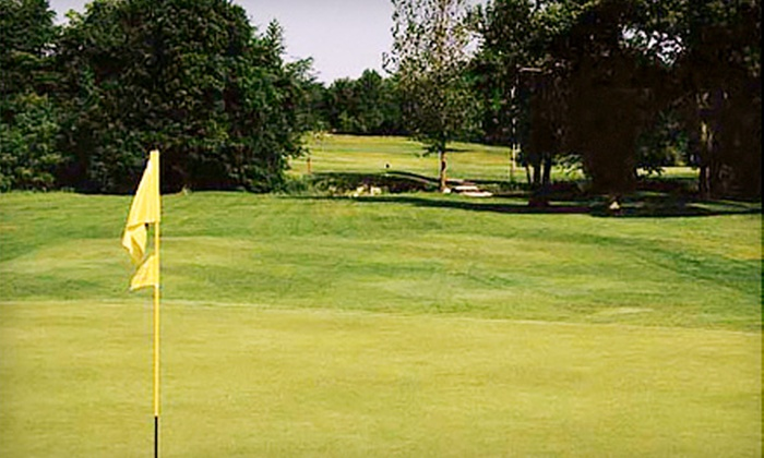 Cool Lake Golf Club - Lebanon: 18 Holes of Golf for 2 or 4 with Cart and Range Balls on Weekdays or Weekends(Up to 56% Off)