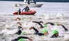 Lobsterman Triathlon - Winslow Memorial Park: Newbie or Relay Triathlon Registration for the Lobsterman Triathlon on September 6 (Up to 49% Off)