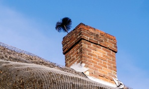 Detroit City Sweep: $70 for $140 Worth of Chimney Sweeping, Gutter Cleaning, or Dryer-Vent Cleaning from Detroit City Sweep