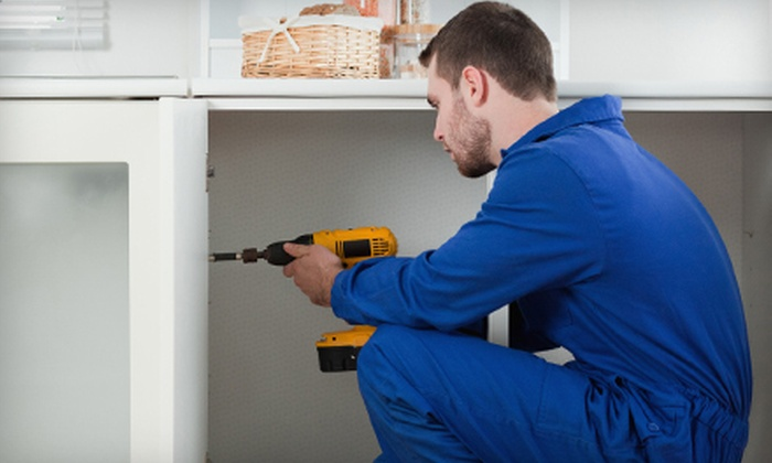 DT GROUP LLC - Chicago: Three or Six Hours of Handyman Services from DT Group (Up to 54% Off)