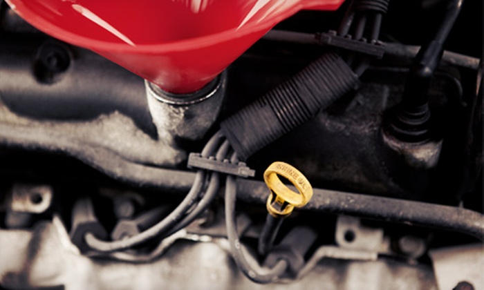 Advanced Auto Solutions - Calgary: Oil Change with One Hour of Repairs or Three Oil-Change Packages at Advanced Auto Solutions (Up to 87% Off)