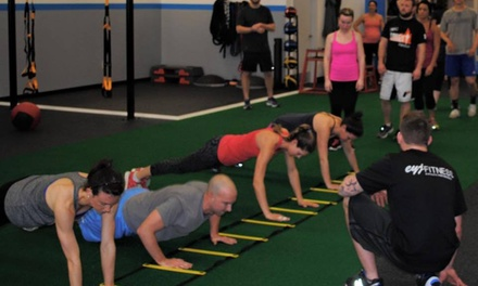 20 Fitness Classes at EYJ Fitness (45% Off)