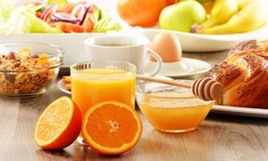 Star Diner: Frühstück nach Wahl für Zwei oder Vier mit Kaffee-Flat und Orangensaft im Star Diner in Essen ab 19,90 €