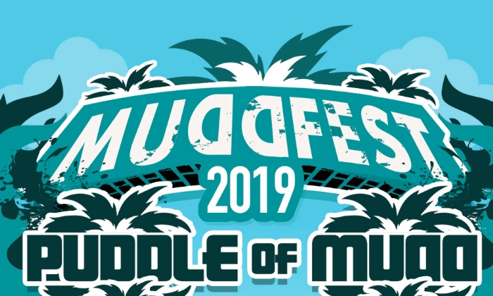 Muddfest 2019 feat  Puddle of Mudd, Saliva, Trapt, and More on March 24 on  7 p m